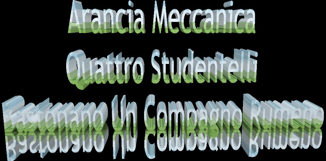 Come Si Dice Buon Natale In Rumeno.Arancia Meccanica Quattro Studentelli Bastonano Un Compagno Rumeno